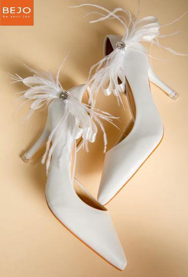 ANGEL - Giày cưới / Giày Cô Dâu BEJO BRIDAL - Hình 4