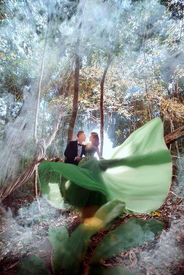 album ảnh cưới đẹp mê ly tại đà lạt - Ảnh Cưới Đà Lạt - K studio - Hình 2