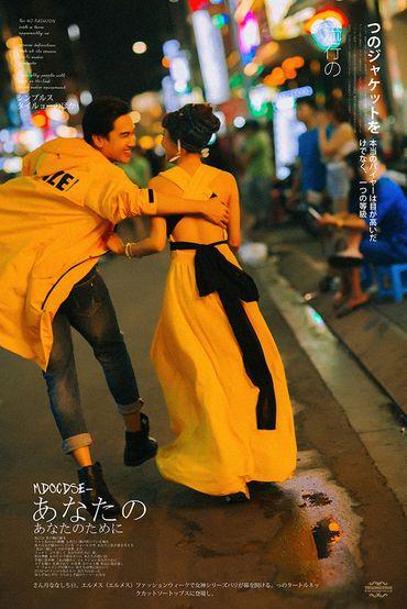 Ảnh Cưới Phim Trường - Sài Gòn Đêm - Trương Tịnh Wedding - Hình 11
