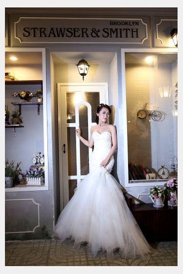 Bộ ảnh thử làm cô dâu cùng Marry.vn từ ngày 29/10 đến 24/12 (8 tuần) - Demi Duy - Hình 4