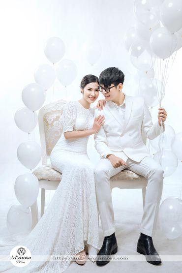 Album ảnh cưới concept bóng bay - Mimosa Wedding - Hình 6