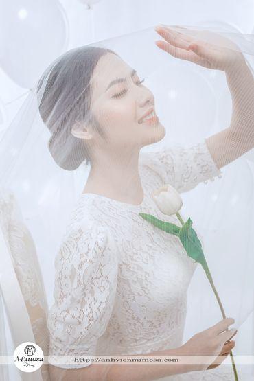 Album ảnh cưới concept bóng bay - Mimosa Wedding - Hình 7