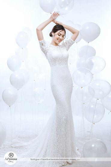 Album ảnh cưới concept bóng bay - Mimosa Wedding - Hình 9