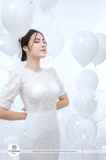 Album ảnh cưới concept bóng bay - Mimosa Wedding - Hình 8