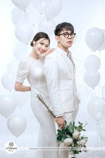 Album ảnh cưới concept bóng bay - Mimosa Wedding - Hình 3