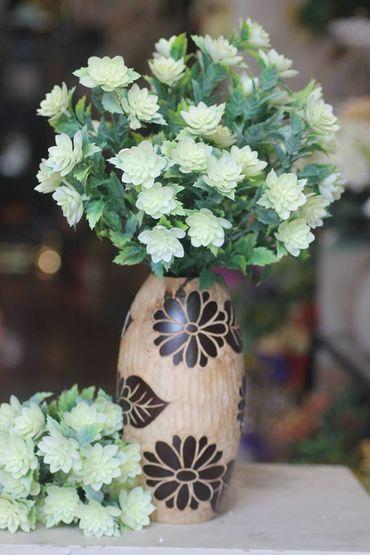 Hoa vải cao cấp - Midori Shop - Phụ kiện trang trí ngành cưới - Hình 50