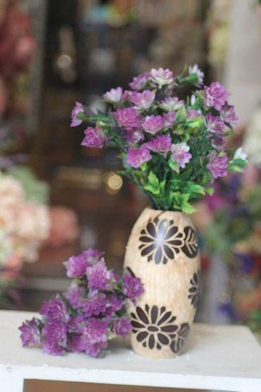 Hoa vải cao cấp - Midori Shop - Phụ kiện trang trí ngành cưới - Hình 49