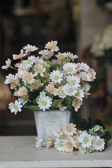 Hoa vải cao cấp - Midori Shop - Phụ kiện trang trí ngành cưới - Hình 44