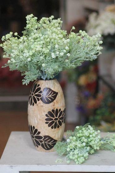 Hoa vải cao cấp - Midori Shop - Phụ kiện trang trí ngành cưới - Hình 73