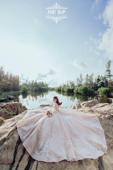 Album Hồ Cốc Vũng Tàu - Nhi Dip Bridal - Hình 9