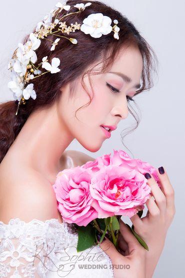 Makeup cô dâu - KK Sophie Wedding Studio - Hình 1