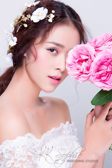Makeup cô dâu - KK Sophie Wedding Studio - Hình 3