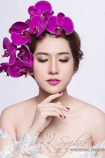 Makeup cô dâu - KK Sophie Wedding Studio - Hình 4