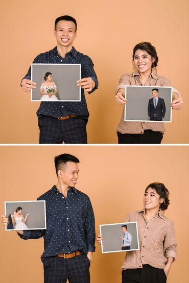 Sai Gon Package (Simple Concept / Phim Trường / Ngoại Cảnh SG) - Tony Wedding - Hình 5