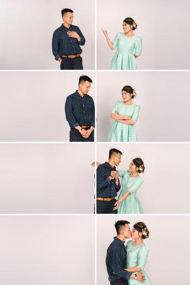 Sai Gon Package (Simple Concept / Phim Trường / Ngoại Cảnh SG) - Tony Wedding - Hình 11