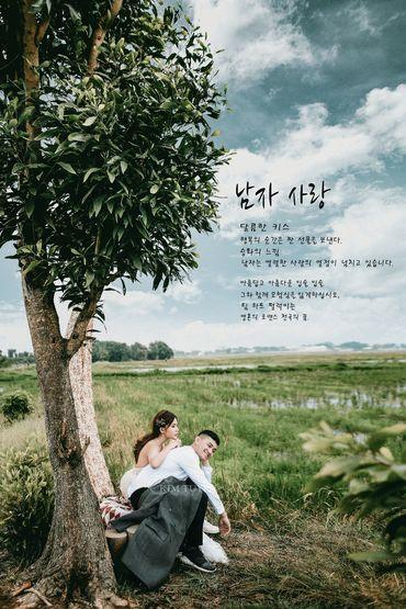 Trọn gói Album ảnh cưới Củ Chi - Green Field 2018 - Áo cưới Kim Tuyến - Hình 15