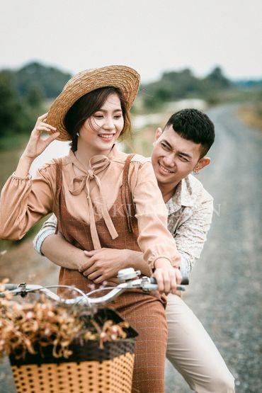 Trọn gói Album ảnh cưới Củ Chi - Green Field 2018 - Áo cưới Kim Tuyến - Hình 47