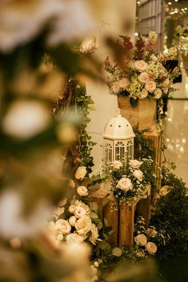 Tiệc cưới theo chủ đề SWEET RUSTIC - Riverside Palace - Hình 3