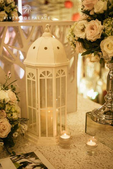 Tiệc cưới theo chủ đề ENDLESS LOVE - Tình yêu vô tận - Riverside Palace - Hình 24