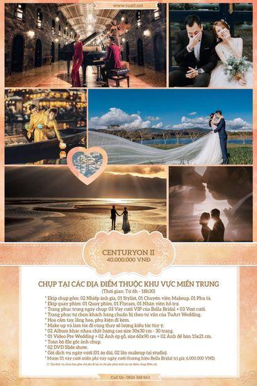 Centuryon II - TuArt Wedding Đà Nẵng - Hình 1