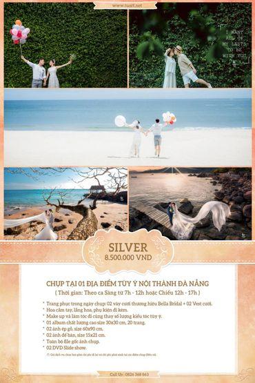 Gói Silver - Đà Nẵng - TuArt Wedding Đà Nẵng - Hình 1