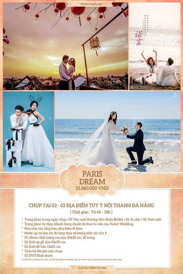 Paris Dream - TuArt Wedding Đà Nẵng - Hình 1