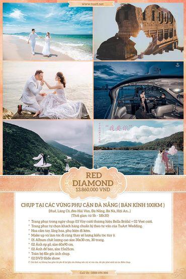 Red Diamond - TuArt Wedding Đà Nẵng - Hình 1