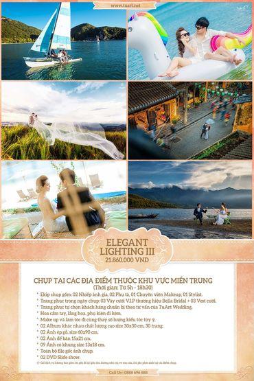 Elegant Lighting III - TuArt Wedding Đà Nẵng - Hình 1