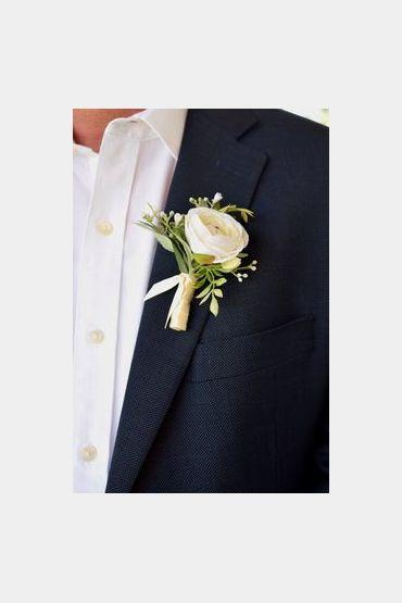 Hoa cài áo chú rể - Sea Florist - Hình 1