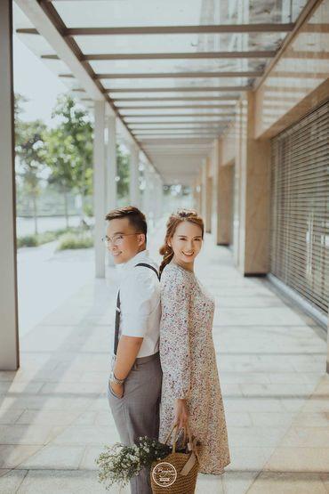 Chụp hình cưới Ngoại Thành TP.HCM - Bonjour Studio - Hình 23