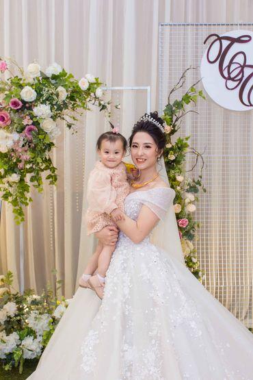 6. TUẤN TÚ - HUYỀN TRANG - Trung tâm tổ chức sự kiện & tiệc cưới CTM Palace - Hình 7