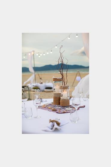 Không gian tiệc cưới bên biển - Sheraton Grand Danang Resort - Hình 13