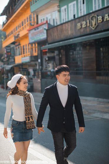 Chụp hình cưới trọn gói tại Đà Lạt - Studio Ngọc Huy - Hình 12