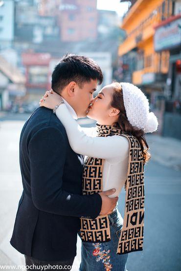 Chụp hình cưới trọn gói tại Đà Lạt - Studio Ngọc Huy - Hình 15