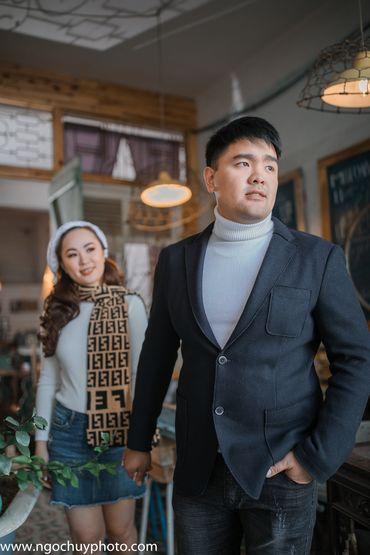 Chụp hình cưới trọn gói tại Đà Lạt - Studio Ngọc Huy - Hình 17