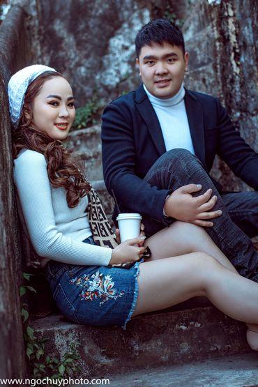 Chụp hình cưới trọn gói tại Đà Lạt - Studio Ngọc Huy - Hình 23