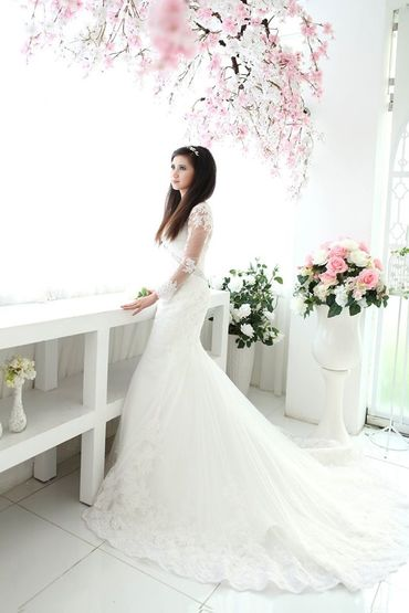Bộ ảnh thử làm cô dâu cùng Marry.vn từ ngày 29/10 đến 24/12 (8 tuần) - Demi Duy - Hình 62