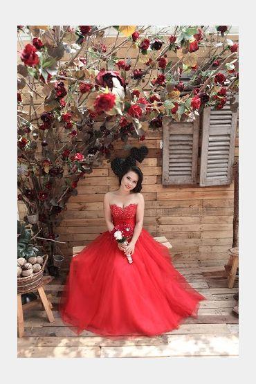 Bộ ảnh thử làm cô dâu cùng Marry.vn từ ngày 29/10 đến 24/12 (8 tuần) - Demi Duy - Hình 12