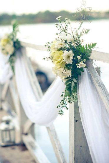 Đám cưới Vintage tại Thảo Điền Village - Lily Flowers & Wedding - Hình 3