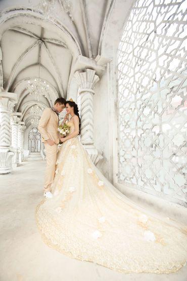 Ảnh cưới Phim Trường Jeju - Áo cưới Lucky Anh&Em - Hình 5