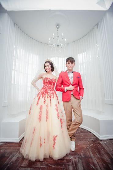 Ảnh cưới Phim Trường Jeju - Áo cưới Lucky Anh&Em - Hình 13
