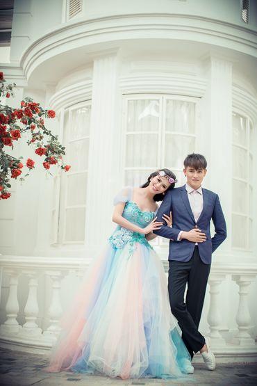 Ảnh cưới Phim Trường Jeju - Áo cưới Lucky Anh&Em - Hình 17