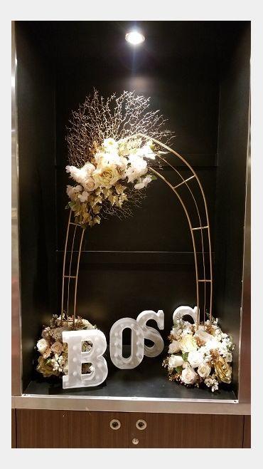 Các sản phẩm cho trung tâm tiệc cưới - Midori Shop - Phụ kiện trang trí ngành cưới - Hình 88