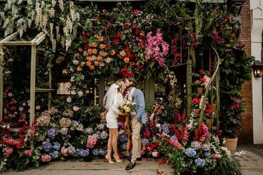 Những xu hướng trong đám cưới bạn chắc chắn sẽ bắt gặp rất nhiều trong năm 2022  - Blog Marry