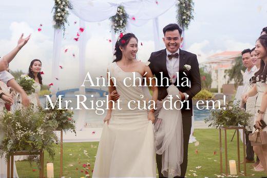 Câu chuyện về đám cưới trong mơ của cặp đôi Giang - Trung tại Sheraton Grand Danang Resort - Blog Marry