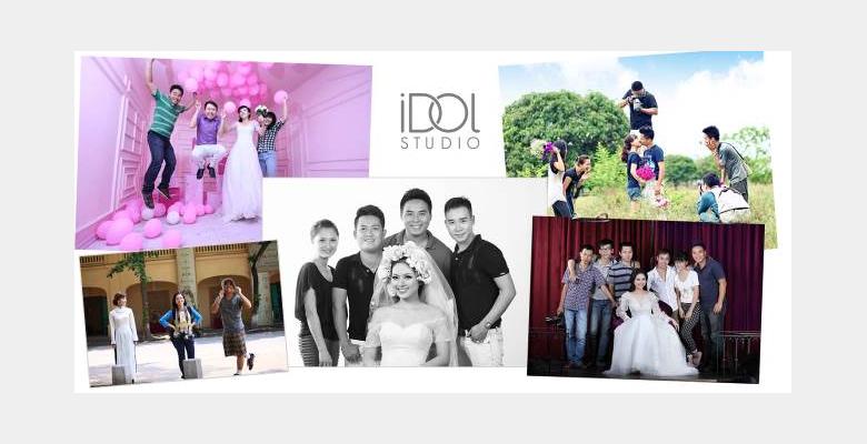 Chụp ảnh cưới đẹp tại IdolStudio - Hình 4