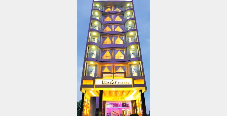 Violet Hotel - Khánh Hòa - Hình 5
