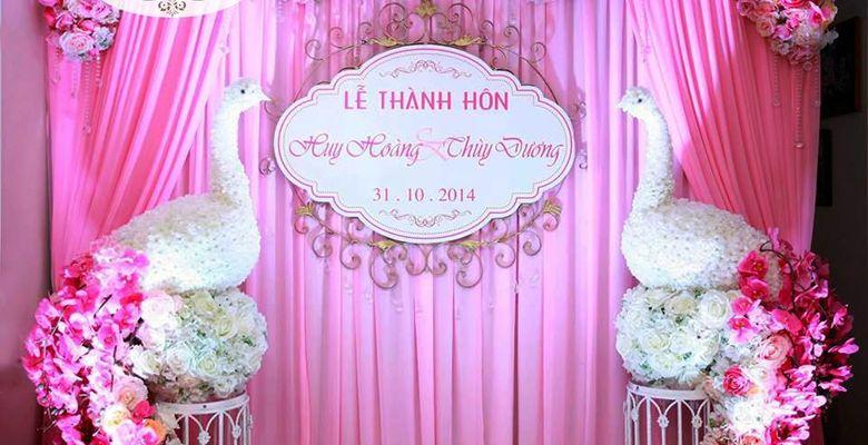 Tổ chức sự kiện cưới hỏi Song Huyền - Hình 1
