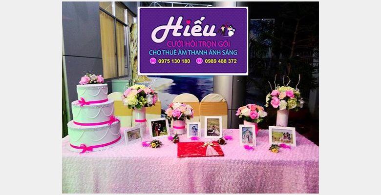 Hiếu Wedding & Events - Sóc Trăng - Hình 5