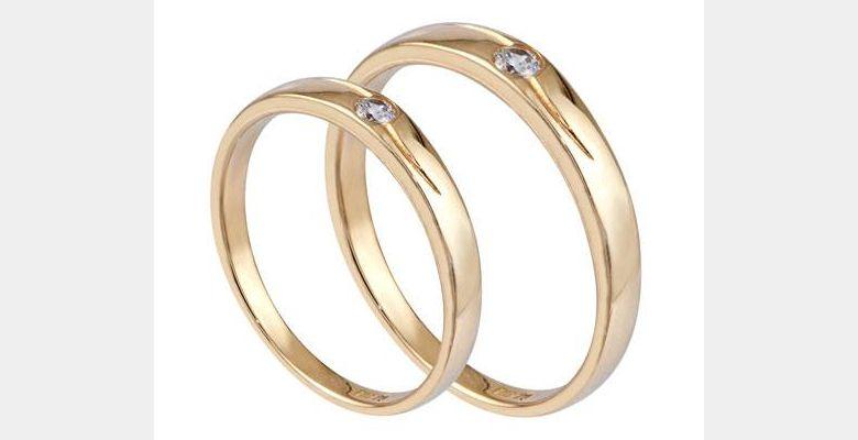 Nhẫn cưới Vàng Hoàng Phương - Quận Ngô Quyền - Hải Phòng - Hình 2